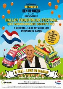 Hallo! Foodtruck festival baarn @ Hallo! Foodtruck festival | Baarn | Utrecht | Nederland